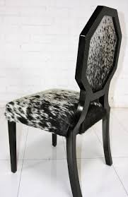 Cowhide Dining Room Chairs Www Roomservicestore Com Cowhide Octagon Dining Chair