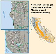 Fort Bragg Map Usgs California Water Science Center Newsroom Northern