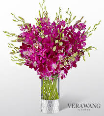 Orchid Cut Flowers - the ftd orchid bouquet by vera wang