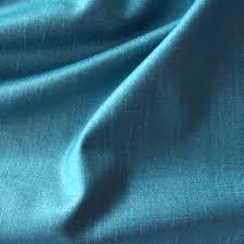 napkin peacock blue linen blend