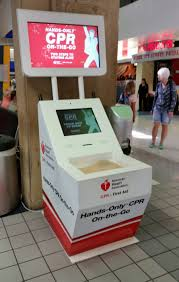 airport cpr kiosk interesting kiosks u0026 vending machines
