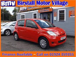 used daihatsu sirion cars for sale motors co uk