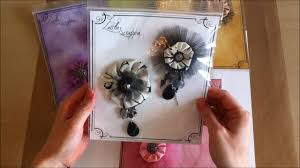 homemade flowers pirouette collection part 1 youtube