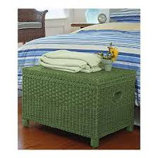 painted wicker chest bing images glo u0027s big apartment