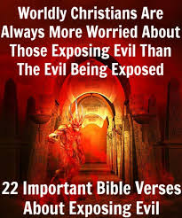 22 bible verses exposing evil catechism u2013