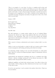 best photos of business administration cover letter examples