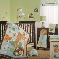 Green And Brown Crib Bedding by Baby Nursery How To Choose Baby Nursery Bedding Deer Nursery