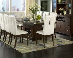 modern breakfast table ideas and dining room decorating ideas 19