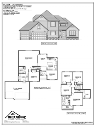 home floor plans with basement house plan inexpensive two story house plans dc 05002 modified