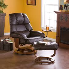 Recliners With Ottoman by Modern Contemporary Leather Recliners All Contemporary Design