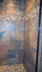 Marble Bathroom Tile Ideas by 398 Best Shower Pebble Tile And Stone Tile Ideas Images On