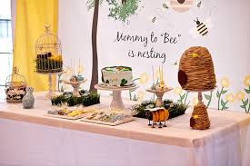 bee baby shower ideas feature birds and the bees baby shower part 1 dime party
