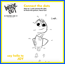 inside out cast coloring pages inside out coloring activity sheets and recipes insideout 5