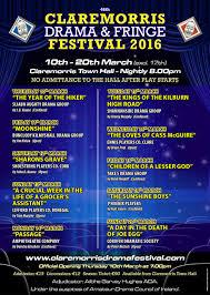 claremorris drama festival