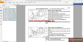 hino dutro workshop repair manual including wiring diagram gearbox