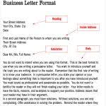 persuasive letter template f resume