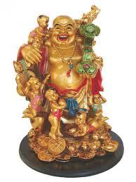 Buddha Statues Home Decor Chinese Buddha Figurines Laughing Buddha Statue Happy Buddha Statues