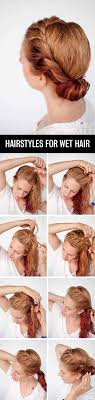 easy hairstyles with box fishtales 21 hairstyles you can do in less than five minutes crown braids