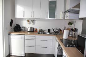 cuisine blanche et bois magnifiqué cuisine blanche et bois linzlovesyou linzlovesyou