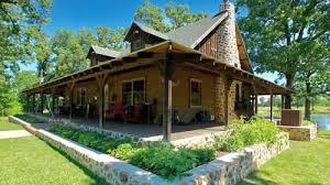 log homes with wrap around porches log home farm 111 acres lake hunt fish conservation como