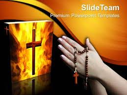 rosary powerpoint template metlic info