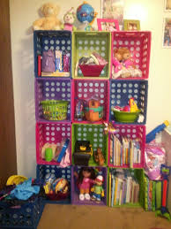Toy Room Storage Colorful