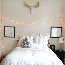 cute string lights for a dorm room hanging cool dorms 20596