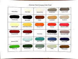 american paint company swatches it chalk paint examples and diy