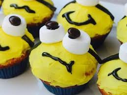 minion cupcakes minion cupcakes recipe best recipes