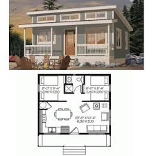 small cottages plans a 1 091 sq ft tiny house with two porches a stunning interior