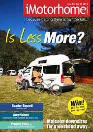 imotorhome emagazine issue 85 05 december 2015 by imotorhome