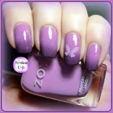 24 beautiful purple nail art ideas style motivation
