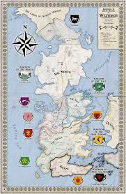 Interactive Westeros Map Main Spoilers Current Political Map Of Westeros In Season 7