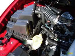 2007 dodge caravan se 2 4 liter dohc 16 valve 4 cylinder engine