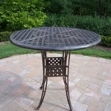 Zuo Christabel Bar Table Patio Bar Tables U0026 Outdoor Tables Ship Free At Simply Patio