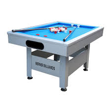 non slate pool table berner orlando outdoor bumper pool table non slate