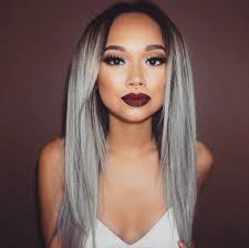 black grey hair 28 trendy grey hair color ideas to rock styleoholic