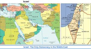 Israel World Map by Dionysis Theodorou Current Views Israel August 2010 By Dionysis
