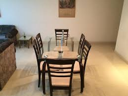 Kid Friendly Dining Chairs by Family Friendly 3 Rooms Apartment Mexico City Mexico Booking Com