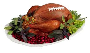 how the pigskin fits into this year s thanksgiving weekend menu