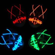 online get cheap light up masks aliexpress com alibaba group