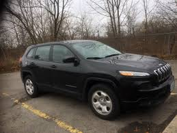jeep cherokee 2015 used 2015 jeep cherokee sports for sale in toronto ontario