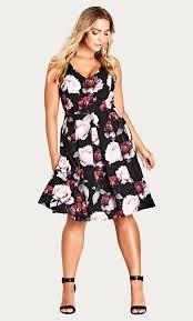 chic dress shop women s plus size cocktail dress city chic usa