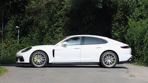 porsche 4 review 2018 porsche panamera 4 e hybrid review saving fuel feels so