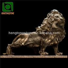 metal lion statue cast brass lion statue for garden buy cast brass lion statue