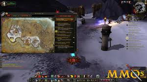 Map Wuest World Of Warcraft Game Review Mmos Com