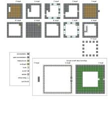 minecraft building floor plans awesome house blueprints sles of simple photo album website house