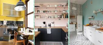 couleurs cuisines couleurs cuisine tendances idées décoration