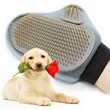 bagno per cani peli di animali domestici di gomma guanto spazzola pettine per