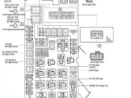 2007 tacoma fuse box map wiring amazing wiring diagram collections
